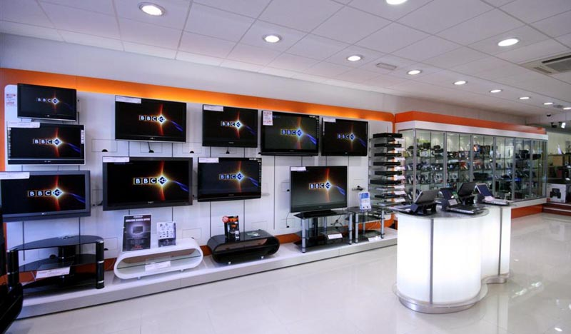 Electrical Store Design
