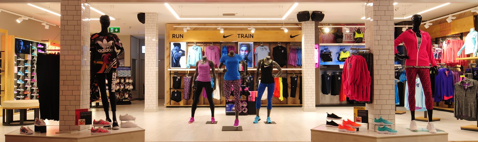Women's Studio Lifestyle Sports Galway