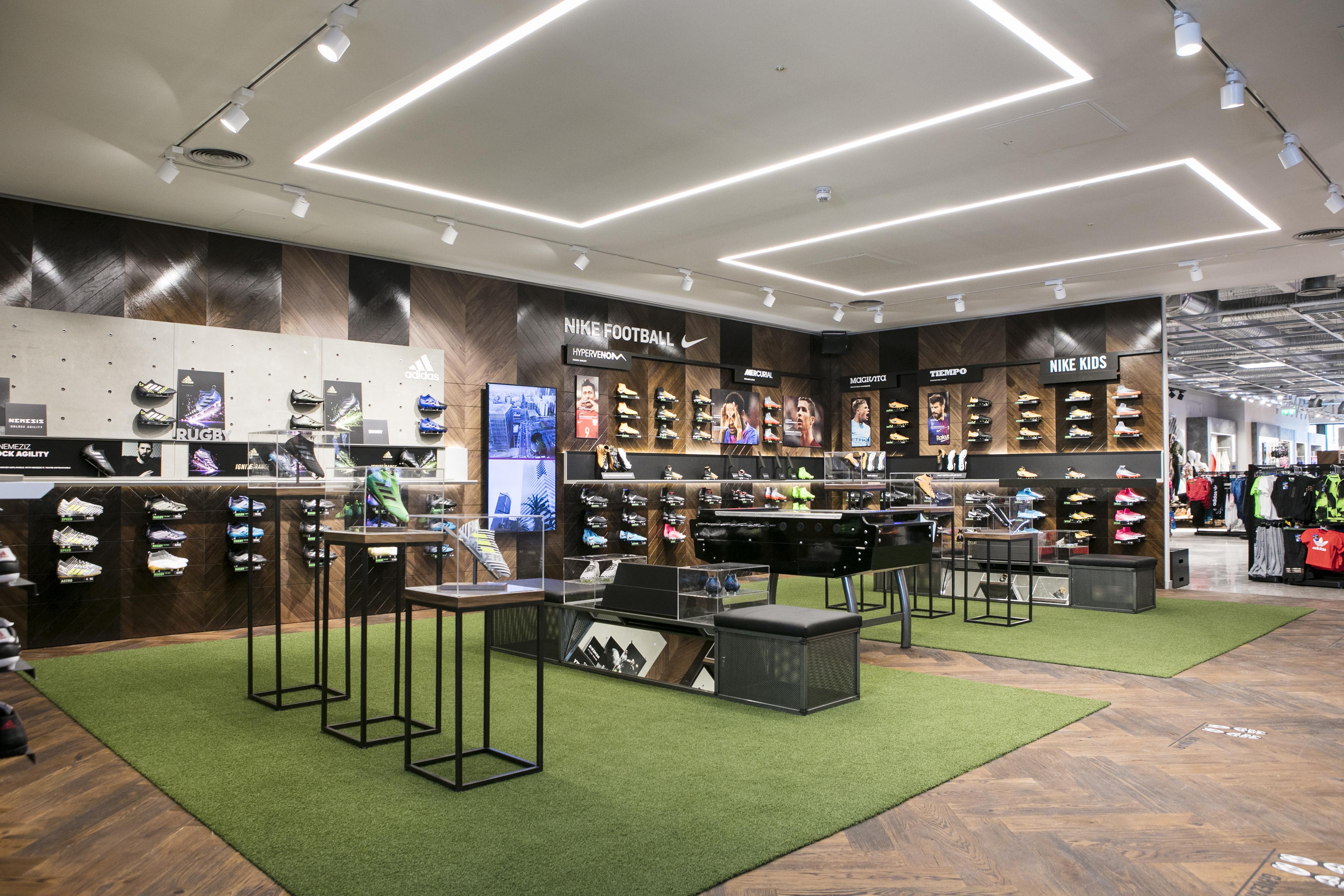 Sports Store Design